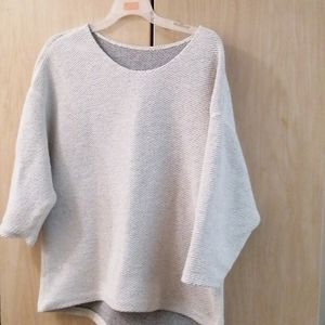 NWOT Reserveable Oversized  Sweater Top